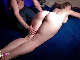 Sofia Curly  Masturbate Pussy and Massage Orgasm