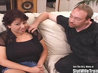 Big Boob Latina Wife Fucked by Dirty D