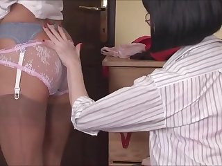 Teachers Pet Carla Cox And Her Teacher Julia  watch FULL HD video on adulx.club