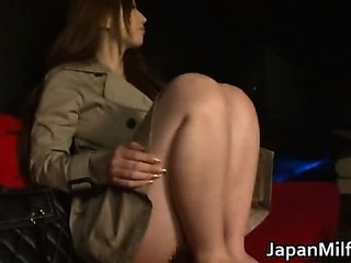 Ai Sayama Asian model has cute sex