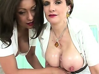 Busty british sluts handjob