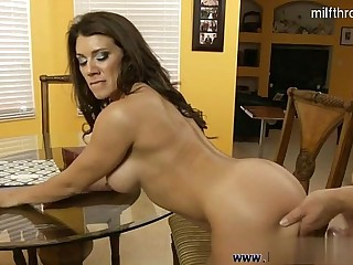 Lenna Sky in Son gives Step-Mom a creampie