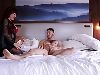 MILF SEXY VANESSA getting fucked in LA hotel  - preview only TOMMY WOOD